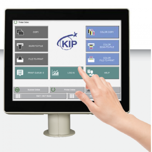 KIP70Touchscreen